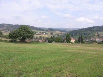 Terrain, Terrain constructible de 900 m² dans le secteur de Langogne Ville