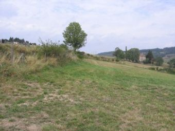 Photo : Terrain constructible de 900 m²