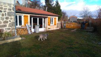 Très jolie maison avec 600 m² de jardin