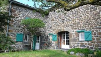 Ferme restaurée avec vue remarquable dans le secteur de Landos - Costaros