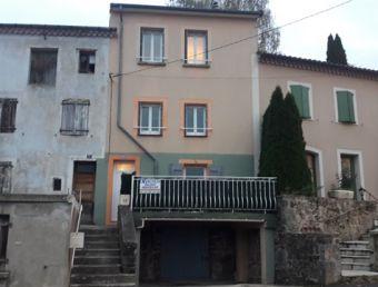 Maison de ville, Maison de ville dans le secteur de Langogne Ville