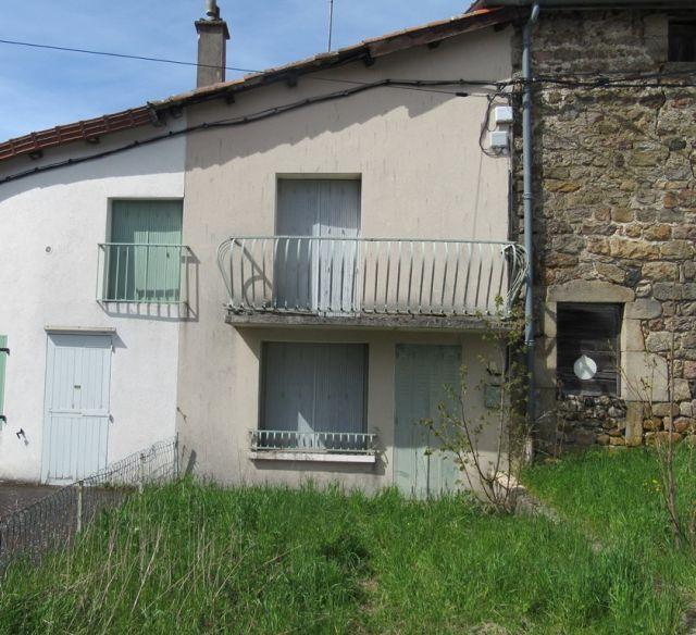 Maison de village, Petite maison de village dans le secteur de Pradelles