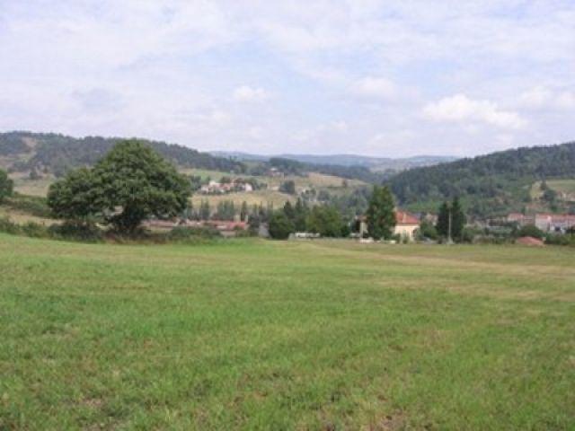 Terrain, Terrain de plus d'un hectare dans le secteur de Langogne Ville